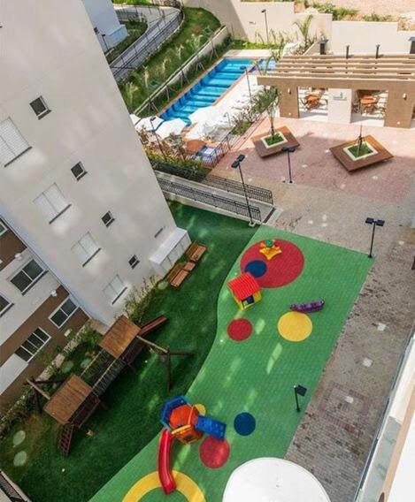 Apartamento Novo Em Itaquera