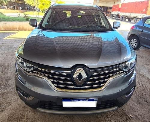 Renault Koleos 2.5 4wd Cvt Intens Cubiertas Nuevas