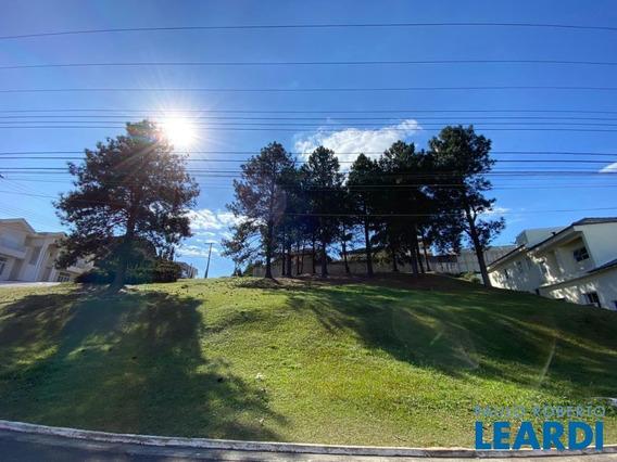 Terreno Em Condomínio - Residencial Morada Dos Lagos - Sp - 606426