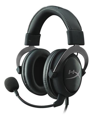 Auricular Hyperx Cloud Ii Gun Metal Ps4 Xbox One Pc Nnet