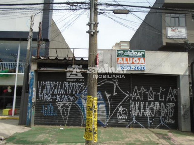 Aluguel Salão Comercial Até 300 M2 Vila Galvão Guarulhos R$ 3.500,00
