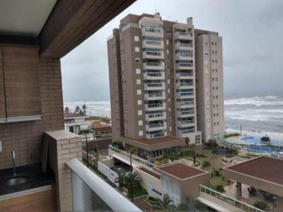 Apartamento No Centro Comercial De Itanhaém 5398 | P.c.x