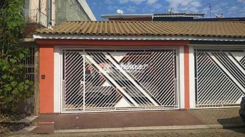 Imagem 1 de 13 de Venda Sobrado 3 Dormitórios Vila Augusta Guarulhos R$ 650.000,00 - 34706v
