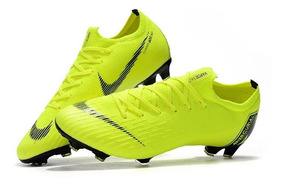 Chuteira Nike Mercurial Vapor Xll Elite Campo Original :