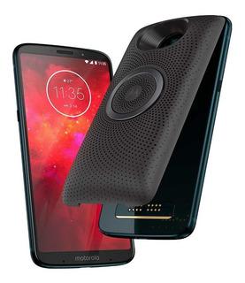 Celulares - Celular Motorola Moto Z3 Play -pantalla 6 Geb-jb