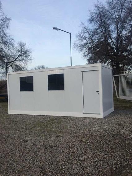 Módulos Habitables, Obradores, Containers, Pañoles, Casillas