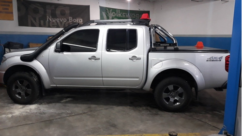 Nissan Frontier 2.5 4wd 5at Attack 2013