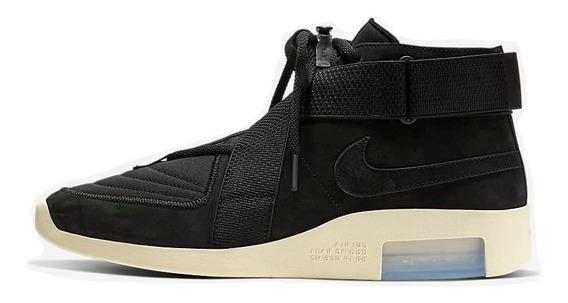( 37 ) Tênis Nike Air Fear Of God Raid Fog Black Fossil