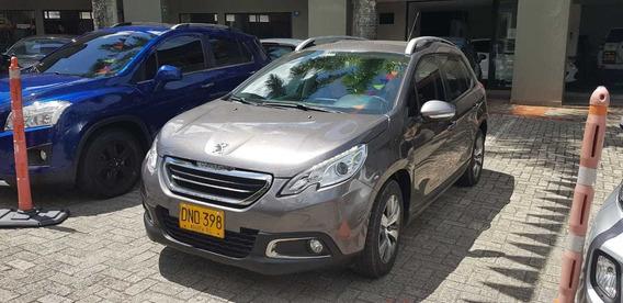 Peugeot 2008 Mt 2017