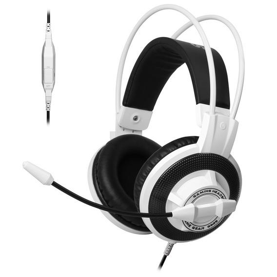 Fio G925 Esport Fone Estéreo Gaming Sobre Orelha Usb Comsomi