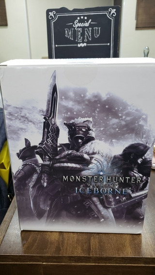 Monster Hunter Iceborne- Collectors Edition Ps4