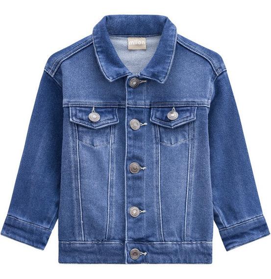 Jaqueta Infantil Menino Milon Jeans