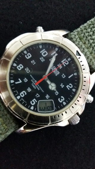 Relógio Lorus By Seiko Militar Lindão Omega Mido Longines!!!