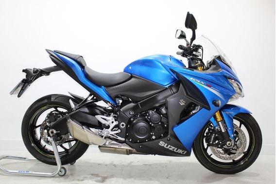 Suzuki Gsx S 1000 F Abs 2017 Azul - Baixo Km