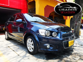 Chevrolet Sonic Full Equipo Sedan