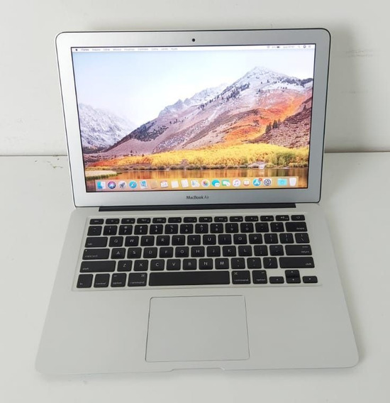 Macbook Air Md226ll/a 13.3 Core I7 1.8ghz 4gb Ssd-256gb