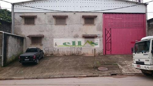 Imagem 1 de 15 de Galpão Para Venda, 1171.0m² - 3736