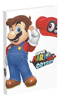 Super Mario Odyssey: Guía De Edición De Colección De Prim...