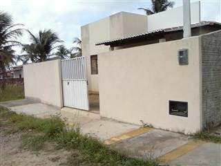 Casa Em Bela Vista, Macaíba/rn De 69m² 2 Quartos À Venda Por R$ 115.000,00 - Ca339237