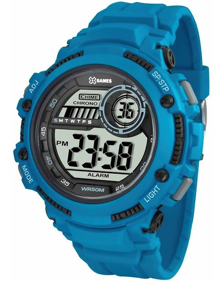 Relógio Masculino Xgames Digital Xmppd522 Bxdx Barato