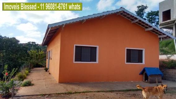 Casa Para Venda Em Bom Jesus Dos Perdões, Jardim Sao Maria, 3 Dormitórios, 1 Suíte, 1 Banheiro, 4 Vagas - 214_1-861877