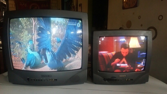 Tv Daewood 20pulgadas