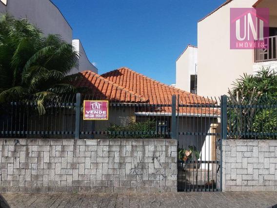 Terreno Residencial À Venda, Parque Das Nações, Santo André. - Te0170