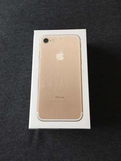 iPhone 7 32gb Dorado