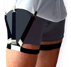 Ajustadores Sujetadores Camisa Unitalla Tirante Par Vestir