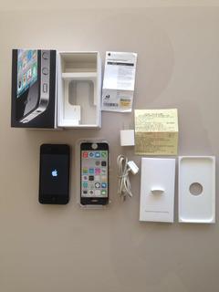 Celular Apple iPhone 4 16 Gb Anatel Acessórios Originais