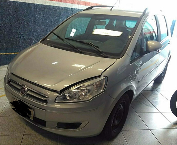 Fiat Idea 1.4 Attractive Flex 5p 2013 Só R$ 19.900,00