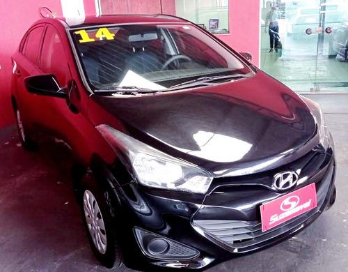 Hyundai Hb20s 2014 1.6 Comfort Plus Flex 4p