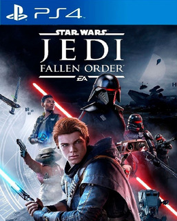 Star Wars Jedi: Fallen Order Ps4 Español
