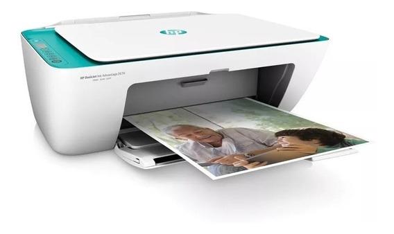 Impressora Multifuncional Hp2676 Wi-fi Xerox Escaner