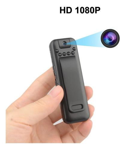 Camara Espia Procedimientos Policia Vision Nocturna Hd 1080p