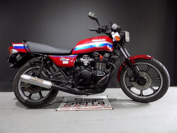 Kawasaki Kz750 Roja 1981