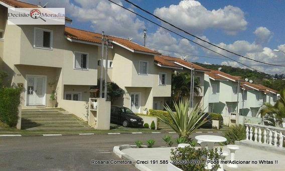 Sobrado Com 2 Dormitórios À Venda, 100 M² Por R$ 379.000,00 - Granja Viana - Cotia/sp - So1236