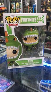 Funko Pop - Fortnite Rex 443