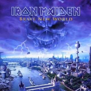 Cd Iron Maiden - Brave New World (918634)