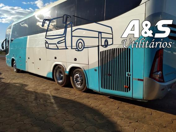 Marcopolo Ld 1600 2015 Scania Super Oferta Confira!! Ref.183