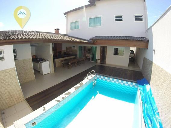 Casa Independente Com 4 Quartos Em Colina De Laranjeiras - Ca0055