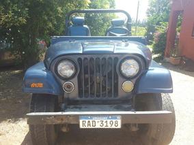 Jeep Willis 4x4 Todo Terreno