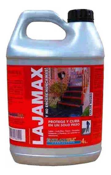 Lajamax Pintura Laja/cemento/piedra Protege 4lt Pintumm