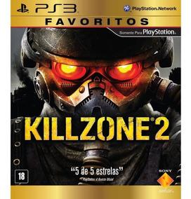 Killzone 2 - Favoritos - Ps3 Mídia Física Lacrado