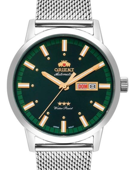 Relógio Orient Masculino Automatico - 469ss085 E1sx