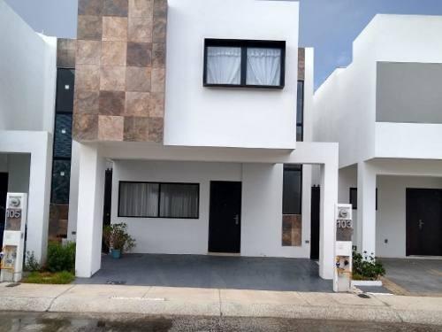 Casa En Renta, Faro De Alejandría, Jardines De Alejandría, Aguascalientes, Ags., Rcr 329750