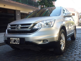 Honda Cr-v Ex 2.4 At 4x4 Full / Impecable - Permuto