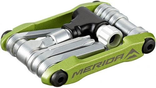 Imagen 1 de 5 de Herramienta Merida Multi Tool 4313 16f. Co2 - Racer Bikes