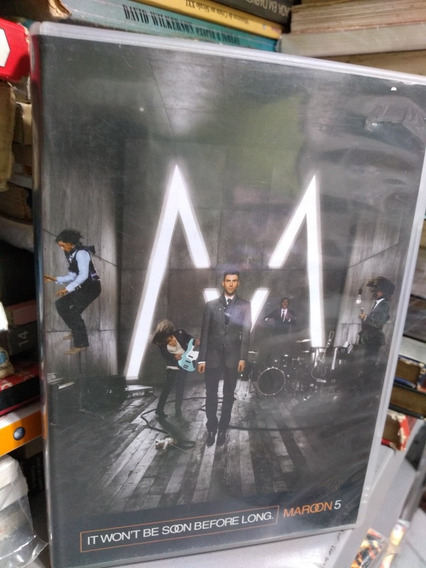 Dvd Maroon 5 It Won