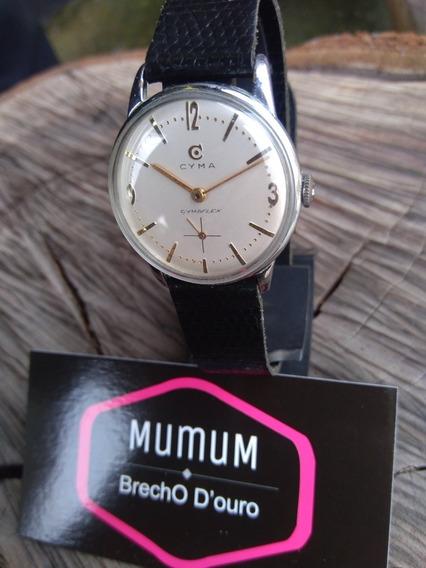 Relógio Cyma A Corda 50
